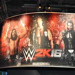 W2K16 Wrestling thumbnail