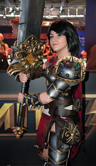 Gamescom 2015 Cosplay,  Bellona, Shappi Workshop