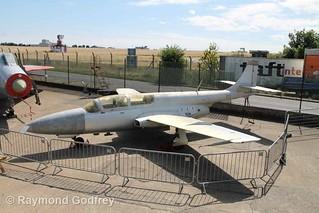 G-BXVZ PZL-Mielec TS-11 Iskra (Polish Jet Trainer)