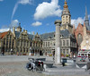 Veurne (radio53) Tags: bicycle touring dawes cycling belgium vlaanderen veurne furnes