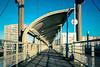 Passerelle (CrËOS Photographie) Tags: boulognesurmer hautsdefrance france city ville street rue urbain urban courbes curves lignes linges perspective architecture