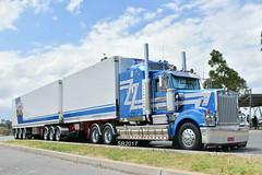 Thurwood T950 Legend (Bourney123) Tags: thurwood transport t950 t950legend kenworth truck trucks trucking highway diesel fridge sydney melbourne limited edition