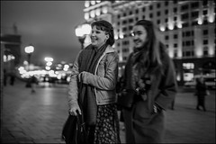 DRD160401_0533 (dmitry_ryzhkov) Tags: low lowlight night nightphotography nightshot nights lowlightshot sony alpha black blackandwhite bw monochrome white bnw blacknwhite art city europe russia moscow documentary journalism street streets urban candid life streetlife citylife outdoor outdoors streetscene close scene streetshot image streetphotography candidphotography streetphoto candidphotos streetphotos moment moments light shadow photography shot picture best people population citizen resident inhabitant person live portrait streetportrait candidportrait unposed public face faces eyes look looks woman women lady pedestrian motion movement two smile