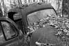 Old Car City on film (dpsager) Tags: bw dpsagerphotography f1n film ga georgia kodak oldcarcity tmax100 junkyard