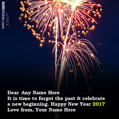 Happy New Year's Eve Wishes With Name (SamAlex1122) Tags: newyearseve newyearsevequote quotes newyearsevesaying newyeareveimage newyearimages newyear year year2017 newyear2017 newyearsday newyearswishes happynewyear happynewyearwallpaper happynewyearimages cards ecards greetings newyearcards 2017cards 2017 pictures images happy happiness photos welcome2017 welcome welcomenewyear amazing awesome cool best top name namephotos mynamepix wishes wish event day celebration decoration goodbye goodbyeyear goodbye2016 2016