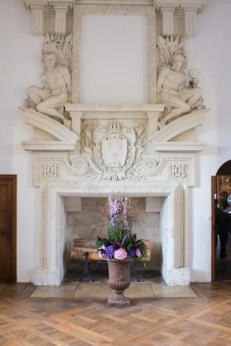 La Galerie du premier étage du Château de Chenonceau