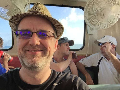2016-02-01 -- Ferry from Anguilla to Marigot, St Martin