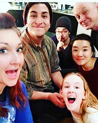 The talented, fun (and patient in tech!) cast of *Hana's Suitcase: A True Holocaust Mystery* #nosmallcharacters #nationalendowmentforthearts #HanasSuitcase #crowncenter [thanks @leahshmeeah for the pic!] (TheCoterieTheatre) Tags: httpswwwinstagramcompbpkzvdobtnu httpsscontentcdninstagramcomt51288515e351612423811524090615425054286994707122225152njpgigcachekeymtqzmzq5njmyodm0ode4nzexoa3d3d2c the coterie theatre kansas city crown center kc kcmo for young audiences instagram talented fun and patient tech cast hanas suitcase a true holocaust mystery nosmallcharacters nationalendowmentforthearts hanassuitcase crowncenter thanks leahshmeeah pic
