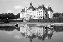 Château de Vaux-le-Vicomte (Philippe_28) Tags: château castle vauxlevicomte 77 seineetmarne iledefrance france europe schloss maincy yashica electro 35 gs rangefinder télémétrique 24x36 argentique analogue camera photo caffenol
