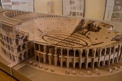 Model of the Amphitheatre (silverfox_hwz) Tags: campania capua santamariacapuavetere amphitheatre anfiteatro ancientcapua gladiator gladiatormuseum