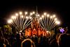 Ka-Boom (*ScottyO*) Tags: disney disneyworld usa unitedstatesofamerica orlando fireworks castle palace night sky people landmark iconic orange light lights explosion star white magickingdom florida