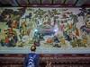 Big Wild Goose Pagoda-5679 (kasiahalka (Kasia Halka)) Tags: unescoworldheritagesite giantwildgoosepagoda bigwildgoosepagoda buddhistpagoda tangdynasty 652 morningbell godofwealth xuanzang xian china