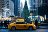 NYC | Instagram: @bayanalsadiq (Bayan AlSadiq) Tags: yellow niece travel beauty lights street نيويورك trees december 2016 holidays places nyc newyork newyorkcity newyorkers newyorker new york