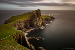 Neist Point (cfaobam) Tags: neist point neistpoint coast scotland lighthouse skye isle cliff europe neistpointlighthouse meer islands scottish landschaft ufer langzeitbelichtung long exposure landscape color sun water travelphotography travel europa nature national geographic cfaobam wasser sony a7r explorer2016 globetrotter