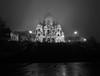Sacré-Cœur in the mist (Alona Azaria) Tags: sacrécœur sacrecoeur montmartre france paris mist d800 nikon nikkor basilica romancatholicchurch buttemontmartre châteaulandonstones