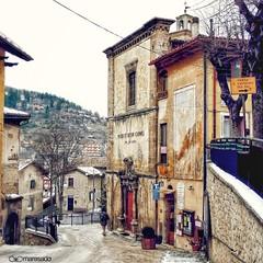 Scorcio di Scanno (maresaDOs) Tags: scanno abruzzo italia borgo