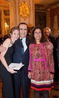 Avec Cecile Naquin et Marie-Hélène Habert