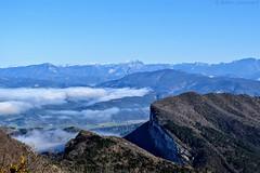 Profondeur (robinlescroart) Tags: drôme montagne vue landscape vew saou forêt de nuage paysage