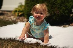 Deena Weaver (Carrie J. Bosch) Tags: deena weaver one 1 year old birthday photos
