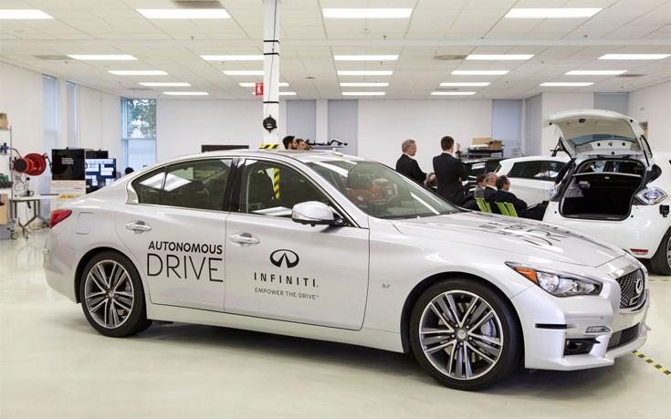 Εμπειρία από το μέλλον πίσω από το τιμόνι ενός αυτόνομου οχήματος
