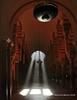 Mezquita Sunray (maurizio.merico) Tags: cordoba espana ohhh andalusia mezquita cattedrale spain spagna romanico barocco luce light sunshine sunray ray