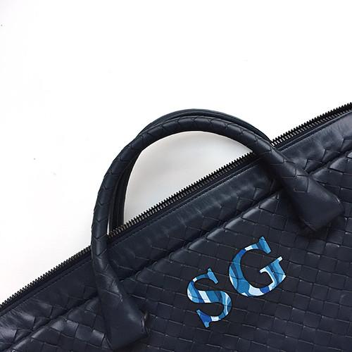 Alphabet Gravity classic SG Bottega Briefcase 1