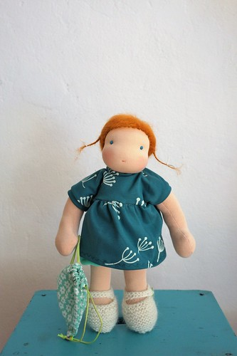 Minze, classic doll