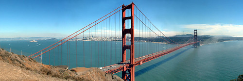San Francisco - Golden Gate por jeremy_howitt.