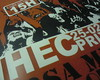 hec (Becem) Tags: red white black phonecam rouge blackwhite concert noir post ad bn prom blanc affiche noirblanc hec ihec