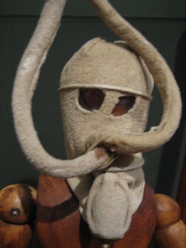 La maschera da sommozzatore creata di disegni di Leonardo