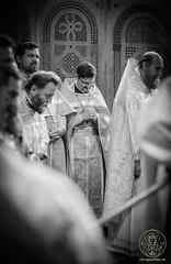 Литургия в Софийском соборе 575