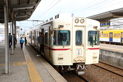 IMG_0050 (hiromori) Tags: japan railway shimane sanin ichibata local ichibatarailway