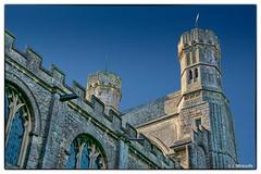Thorney Abbey-002 (John@photosuite) Tags: thorneyabbey stmaryandstbotolph church medievel monastichouse islandofthorney fens cambridgeshire benedictine abbey worsip christian religious architecture building nikon uk
