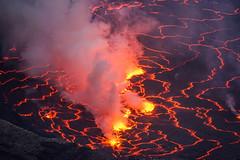 DSC06229 (Ninara31) Tags: kongo nyiragongo volcano gomo virungamountains vierungnationalpark lava virunga nationalpark