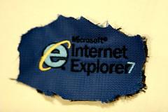 Microsoft Internet Explorer 7