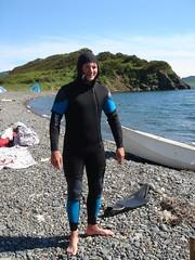 Обзор гидрокостюмов для подводной охоты