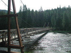 Suspension Bridge Photo
