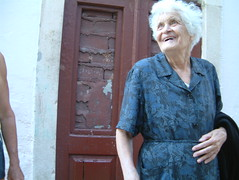 Old lady from Vis (Snazzo) Tags: 2005 vis croatia vacanze snazzo holyday mediterranean