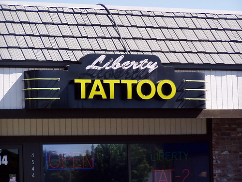20050827 Liberty Tattoo by Tom Spaulding