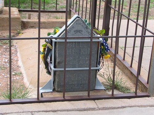 billy the kid grave stone. Billy the Kid gravestone