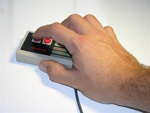 Nintendo Mouse