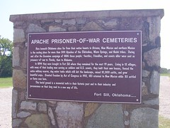 Exploring Oklahoma History: Apache Prisoner-of-War Cemeteries