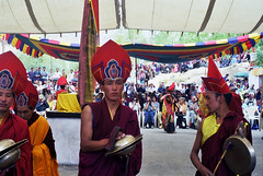Ladakh - Tak Thok Festival (Nimrod Bar) Tags: travel india ladakh tak thok festival religious