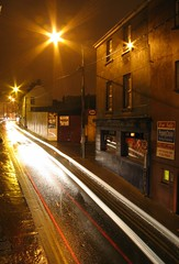 Midnight drivers (John Wallace Photography) Tags: ireland wet rain night cork barrack barrackstreet jwallace johnew johnwallace