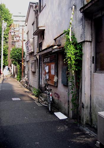 One day in Asagaya, Tokyo #12