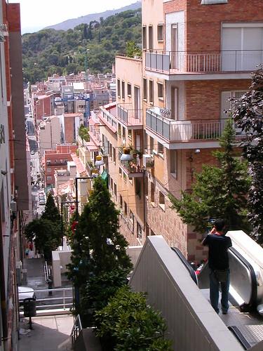 Calles de Barcelona Foto 2