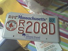 My new plates