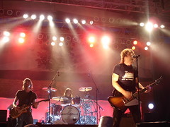 August 14th (Rgdriver89) Tags: switchfoot band drums lights stage electric guitar jon drew chad beautiful letdown