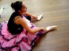 (chilgert) Tags: ballet music shoe dance pain focus ballerina attitude rest slipper tutu strengh bru