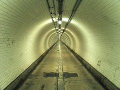 Tunnel to Woolwich 09 (joseph beuys hat) Tags: 2005 city uk urban building brick london public metal architecture buildings underpass underground concrete iron greenwich entrance cities tunnel location docklands 1912 exit 1910s build urbanism feature woolwich eastlondon lcc newham woolwichtunnel twentiethcentury 09september londoncountycouncil 2006johnlevettallrightsreserved selecttoflickr 1912completion